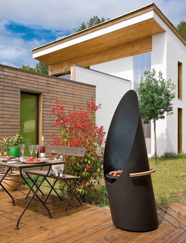 cheminee barbecue design outdoor diagofocus 1