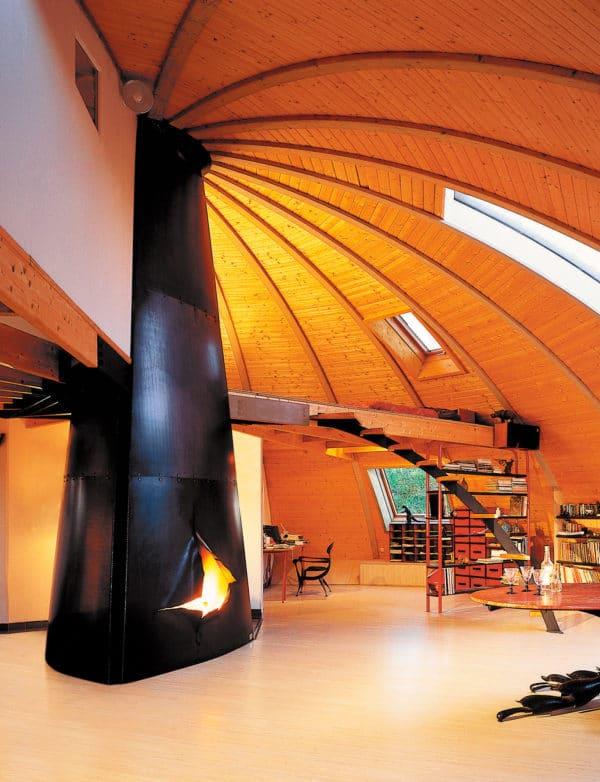 cheminee design eclate central rvb