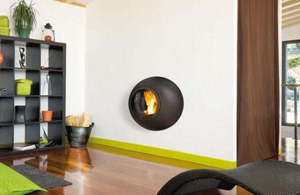 cheminee design emifocus hublot da 1 2