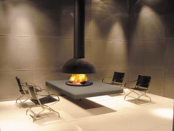 cheminee design mezzofocus hotte italie rvb